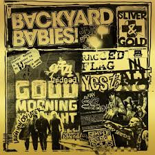Kritik zu <b>Backyard Babies</b> SLIVER AND GOLD