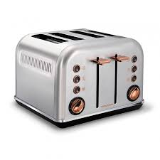 <b>Тостер Morphy Richards</b> Accents Rose Gold and Brushed 242105