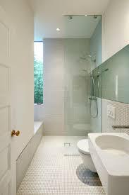 zerah blue white bathroom