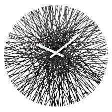 <b>Часы настенные silk</b>, чёрные купить в интернет-магазине ...