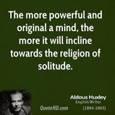 Aldous Huxley on Pinterest | Brave New World, Quote and ... via Relatably.com