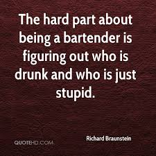Bartender Quotes - Page 1 | QuoteHD via Relatably.com