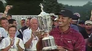 <b>Tiger</b> Woods' history at Bethpage Black