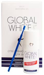 <b>Global White Отбеливающий</b> гель для зубов — купить по ...