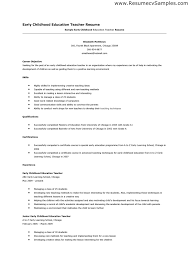 objective teacher resumes   uhpy is resume in you objective teacher resumes