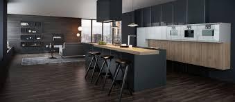 modern kitchen setup: synthia  csm    m    ral j