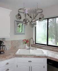 corner sinks design showcase: modern  best white corner kitchen sink modern