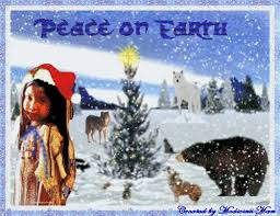 Image result for native christmas
