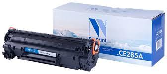 <b>Картридж NV Print</b> CE285A для HP, совместимый — купить по ...