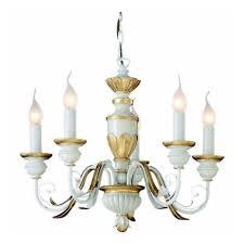 <b>Подвесная люстра Ideal</b> Lux Firenze Sp5 Bianco Antico. — купить ...