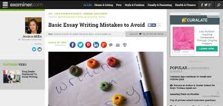 25 resources for every student to become an essay writer basic essay writing mistakes to avoid