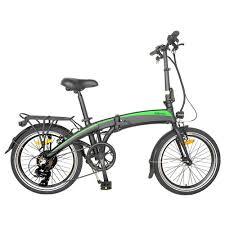 <b>Fafrees 20F055</b> 20 Inch Folding <b>Electric Bike</b> Black