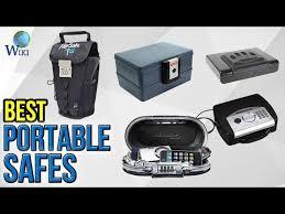 portable mini safes fingerprint box safty handlegun keybox strong for valuables jewelry cash biometric password steel wire