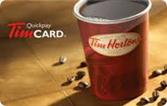 Buy Tim Hortons Gift Cards | GiftCardGranny