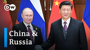 China and Russia strengthen ties   DW News - YouTube