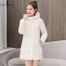 <b>PinkyIsBlack</b> Women's <b>Jacket</b> Winter <b>2019</b> New Long Cotton Parkas ...