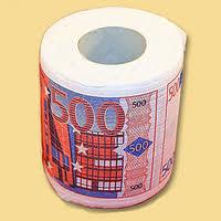 """<b>Туалетная бумага</b> """"500 евро""""   Купить с доставкой   My-shop.ru"""