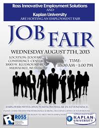 career fair flyer for employers career