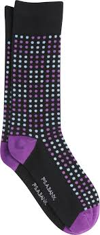 Jos. A. Bank Polka Dot Socks, <b>1-Pair</b> - Shop All | Jos A Bank