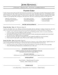 pastry assistant sample resume  medical assistant resume cover    sample pastry chef resume eduers
