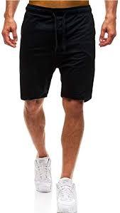 SHU QI <b>Mens Casual</b> Cotton <b>Camouflage Tooling</b> Shorts <b>Mens</b> ...