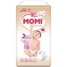 <b>Подгузники</b>-трусики <b>MOMI Premium L</b> (9-14 кг), 44 шт (4833669 ...