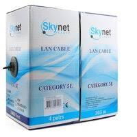 Витая пара UTP кат.5e 305м (<b>SkyNet</b> CSP-UTP-4-CU-OUT)