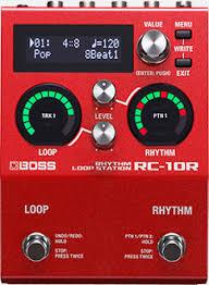 RC-10R | Rhythm Loop Station - BOSS