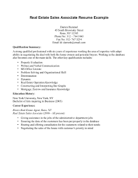 real estate resume no experience cipanewsletter retail overnight resume s retail lewesmr
