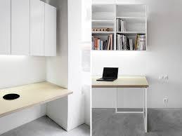 beautiful minimalist desk with bench and floating open bookcase excerpt interior design interior design online beautiful office desks san