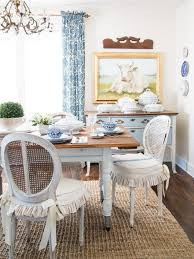 Linen Dining Room Chair Slipcovers Photos Hgtv
