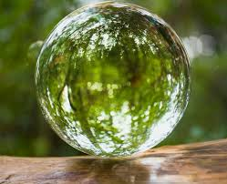 Use of <b>Crystal Balls</b> in Feng Shui and Healing