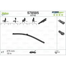 Wiper Blade <b>VALEO 578505</b> - Eparts.lv