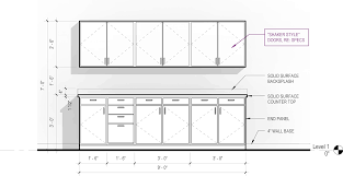 Shaker Cabinet Door Dimensions I Dont Have Time To Create Custom Families Therevitkidcom