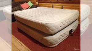 Двуспальная <b>надувная кровать intex Supreme</b> Air-Flo купить в ...