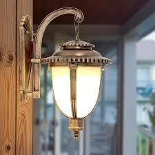 Lanterna Da Parete : Muro esterno lanterne acquista a poco prezzo
