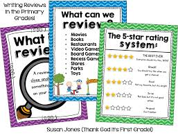 writing reviews in 1st or 2nd grade opinion writing fun writing reviews in 1st or 2nd grade students use the 5 star rating system