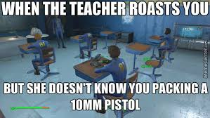 School Shooting Memes. Best Collection of Funny School Shooting ... via Relatably.com