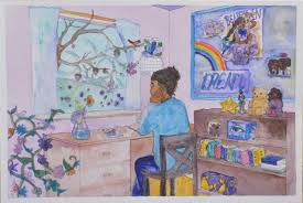 weaving destiny an essay about hair vox atl day dreaming by tulani reeves miller