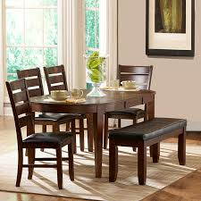Kmart Dining Room Sets Oxford Creek Albany 6 Piece Oval Shape Dining Set Home