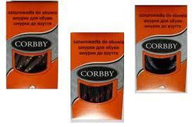 <b>Шнурки Corbby 120см</b> круглые трекинговые цветные купить в ...