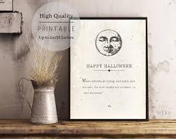 <b>Halloween print</b> | Etsy