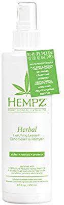 <b>Hempz Herbal</b> Fortifying Leave-in <b>Conditioner</b> & <b>Restyler</b>, Fresh ...