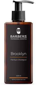 <b>Barbers</b> Brooklyn Premium Shampoo - Шампунь для мужчин ...