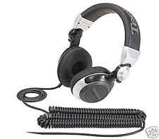 <b>Technics RP</b>-<b>DJ1210</b> Headband Headphones - Silver/Black for sale ...