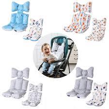 Online Shop 2 Sides <b>Baby Printed Stroller Pad</b> Seat Warm <b>Cushion</b> ...