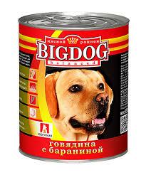 купить <b>Зоогурман BIG DOG консервы</b> для собак Говядина с ...