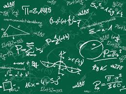 Image result for Math scribbling on chalkboard