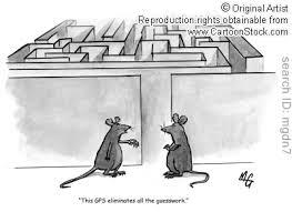 Muizen zijn eerste onderzocht als Alzheimer patiens met een TMS behandeling