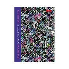 "Бизнес-<b>блокнот</b>, А6, 160л, <b>Хатбер</b>, ""<b>Color texture</b>"", картон, клетка ..."